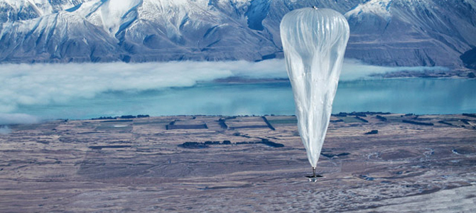 Google balloons to bring web to the last corner (video)
