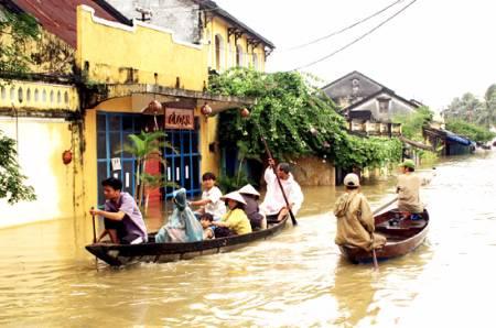 HCMC floods