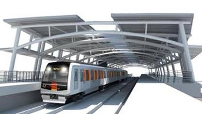 Bangkok's Skytrain mulls metro bid in Vietnam