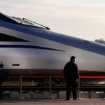 High-speed train on track for 2015