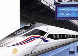 Bangkok's Airport Rail Link offers to run high-speed train system