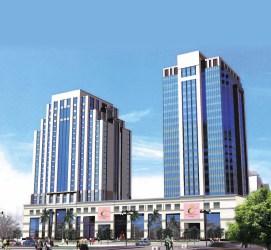 Hilton yangon