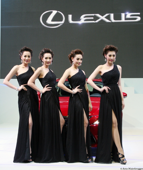 Photoblog: 2013 Bangkok International Motor Show