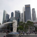 Singapore economy in structural change