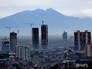 Indonesia construction