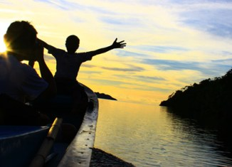 Indonesia eyes 8.6 million tourists in 2013