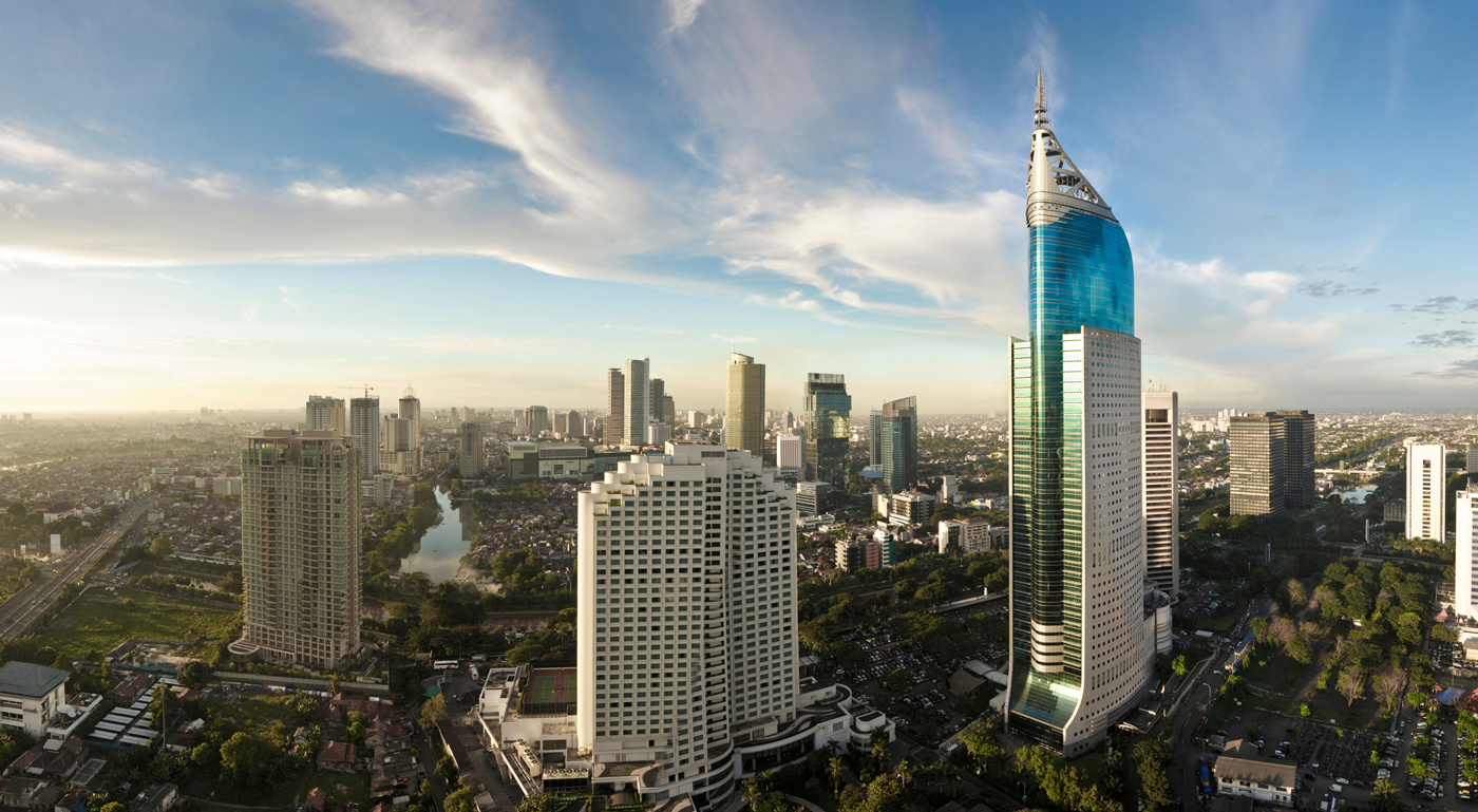 Indonesia's role as regional heavyweight