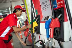 Jakatra gas pump