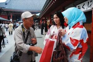 Japan muslims
