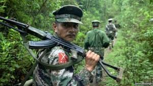 Kachin army