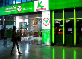 Thailand's Kasikorn Bank set for expansion into Myanmar