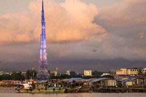 Kota Kinabalu Dubai