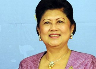 Indonesia's First Lady gets criticised for comment
