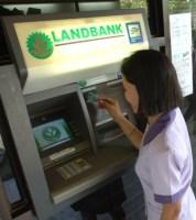 LANDBANK ATM