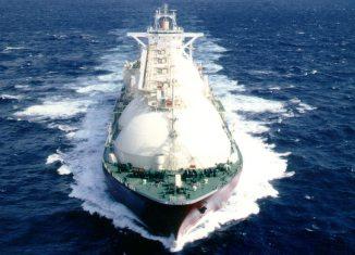 LNG Ship Qatargas