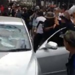 Gunshots, bombs, clashes in Bangkok (video)