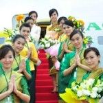 New private Lao airline takes off