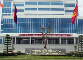 Laos stock exchange to triple number of companies