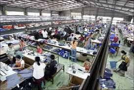 Laos factory