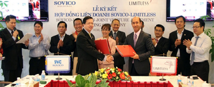 Dubai's Limitless moves on with $220m Vietnam project