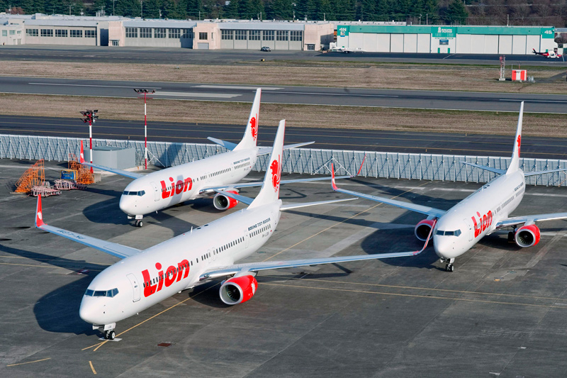 Lion Air places record Airbus order