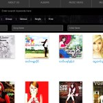 Myanmar launches first online music store