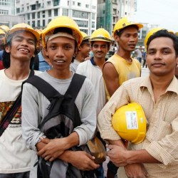 Malaysia foreign worker