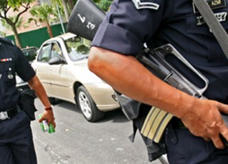 Malaysia struggles to cut down on crime wave