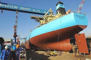 Malaysia shipyard