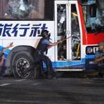 Hong Kong gives Philippines sanctions warning
