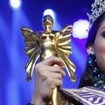 Brazilian wins transgender beauty contest in Thailand