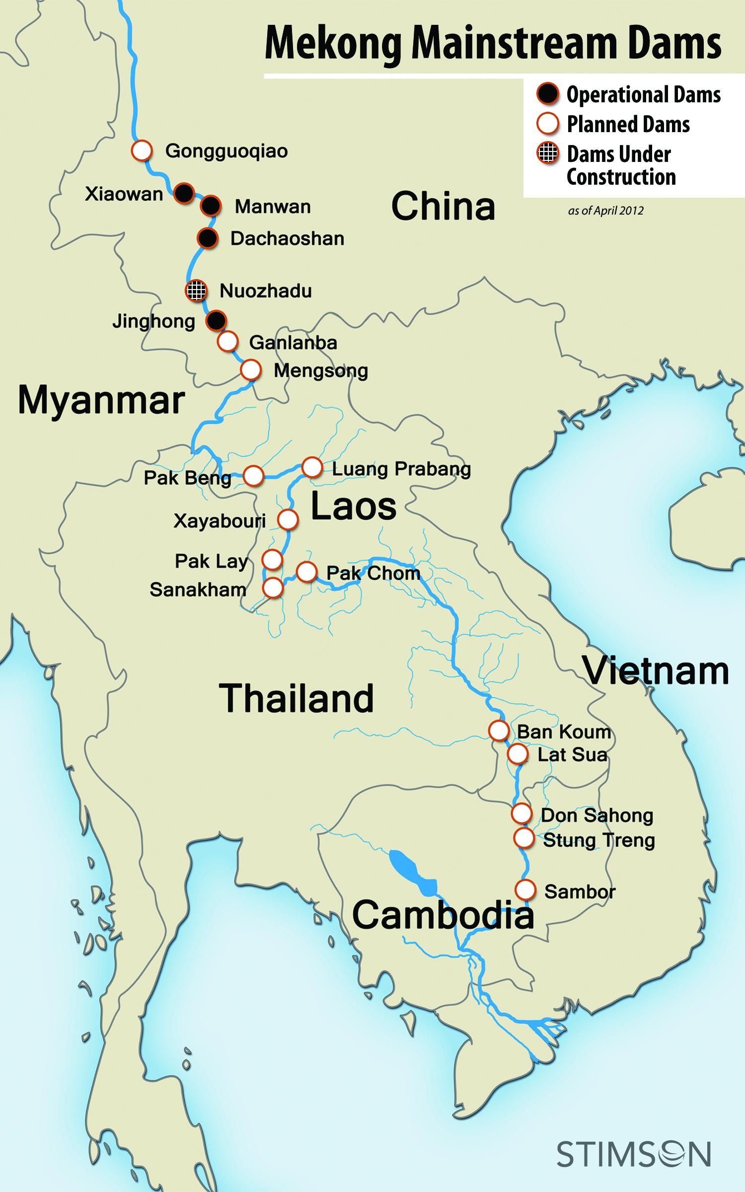 Mekong Dams