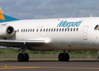 Indonesian airline Merpati Nusantara seeks investors
