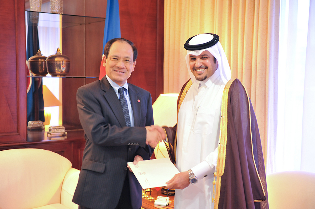 ASEAN, Qatar agree to forge closer ties