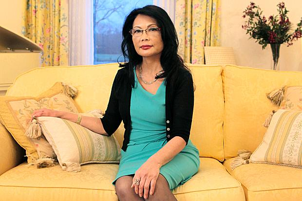 Former Miss Malaysia wants $760m from ex-husband