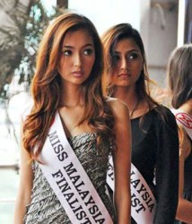 Miss malaysia banned
