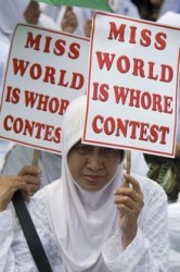 Miss world whore contest
