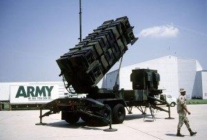 Missile saudi
