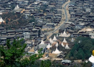 Myanmar opens restricted sites for tourists