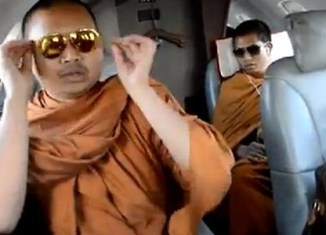 Thailand seizes $800,000 from disgraced monk
