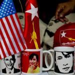 Obama on strategic visit to Myanmar