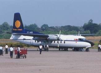 Myanma Airways to become Myanmar National Airways