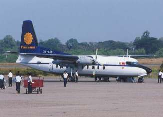Myanma Airways to become Myanmar National Airways