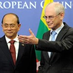 EU vows to build partnership with Myanmar