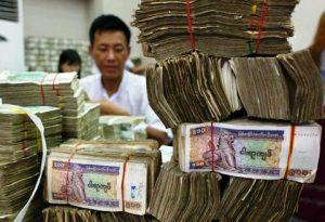 Myanmar banking
