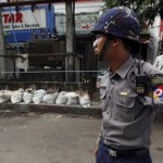 More bombs go off in Myanmar
