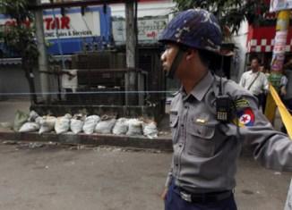 More bombs go off in Myanmar