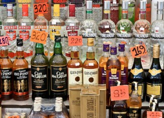 Booze shortfall worries Myanmar retail sector