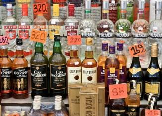 Booze shortfall worries Myanmar retail sector
