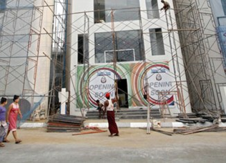 Malaysia's Matrade eyes construction projects in Myanmar